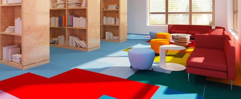 Carpet Tile and Carpet Sheet
