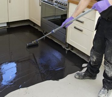 DPM and Floor Levelling Coating